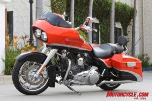 Harley CVO