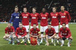 Manchester United v CFR 1907 Cluj -1475053