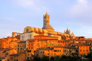 Siena, Italy. My favorite travel for work destination.
