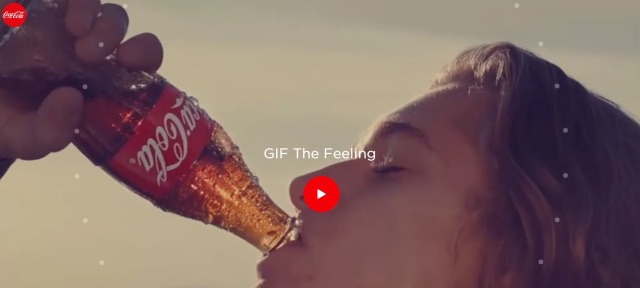 Gif the feeling